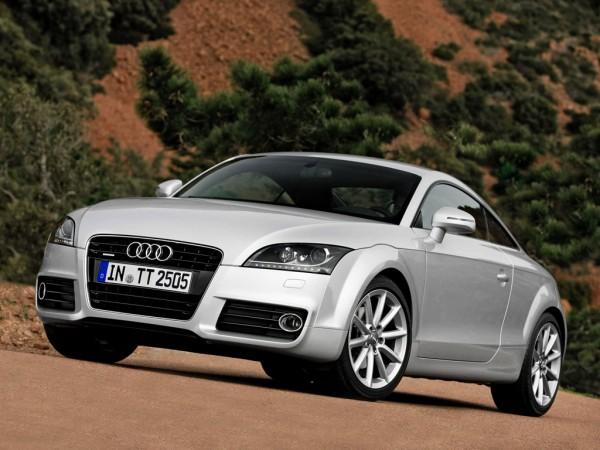 Рестайлинг-пакет Audi TT Coupe 2012
