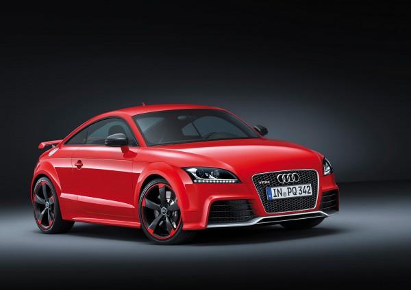 Рестайлинг-пакет Audi TT RS Plus 2012