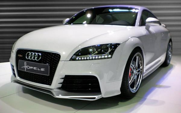 Тюнинг-пакет HOFELE Audi TT Coupe в стиле TTRS-Look