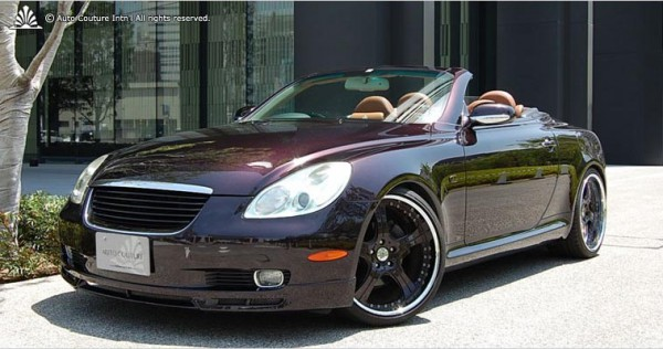 Тюнинг-пакет AUTO COUTURE Sports Lexus SC /до 2005/