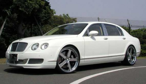 Тюнинг-пакет AUTO COUTURE Bentley Flying Spur
