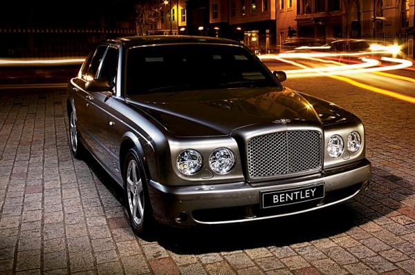 Рестайлинг-пакет Bentley Arnage
