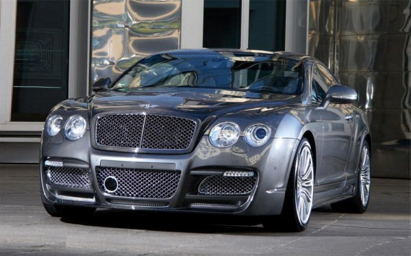 Тюнинг-пакет ANDERSON Germany Bentley Continental GT Speed