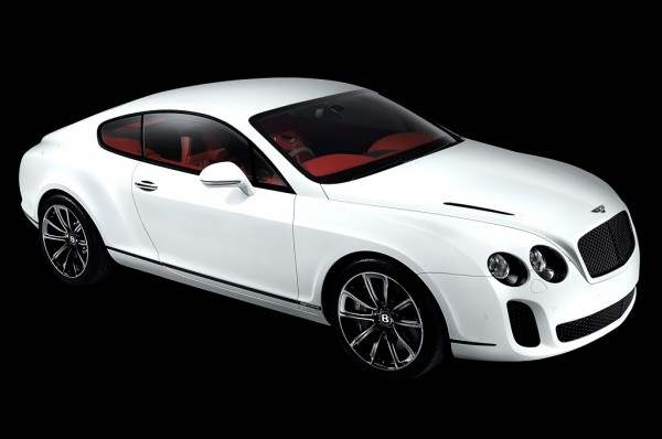 Рестайлинг-пакет Bentley Continental Supersports