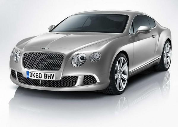 Рестайлинг-пакет Bentley Continental GT 2013