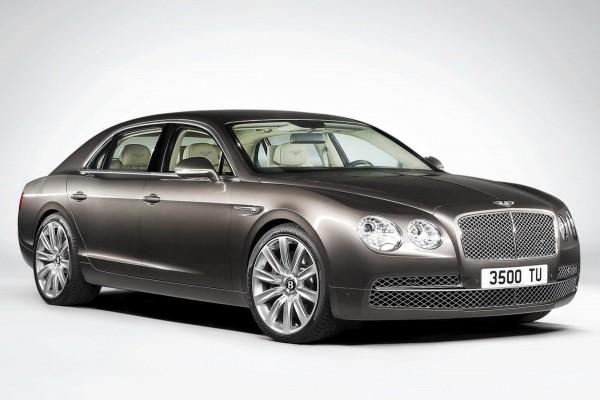Рестайлинг-пакет Bentley Flying Spur 2014