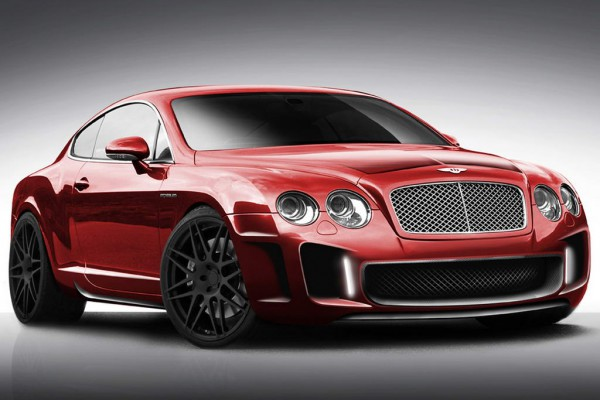 Тюнинг-пакет IMPERIUM Bentley Continental GT Special