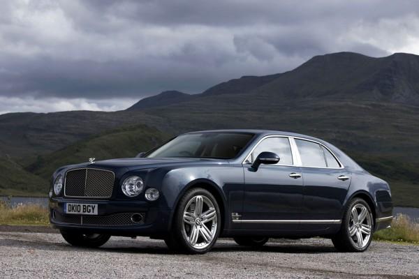 Рестайлинг-пакет Bentley Mulsanne 2014