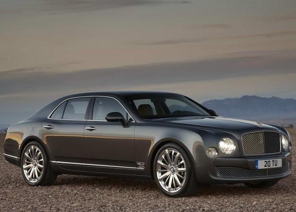 Рестайлинг-пакет Bentley Mulsanne Mulliner 2013