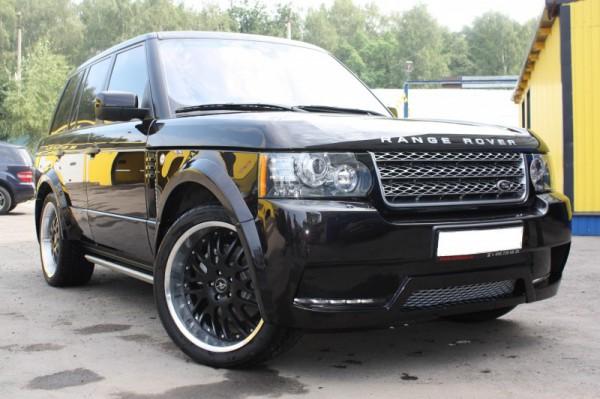 Тюнинг-пакет BLADE Wide Range Rover Vogue 2011