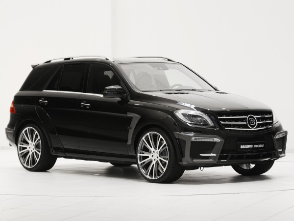 Тюнинг-пакет BRABUS Widestar Mercedes ML