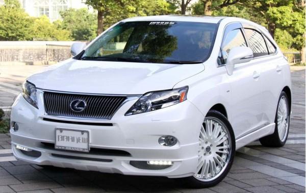 Тюнинг-пакет BRANEW Lexus RX /2009-2012/