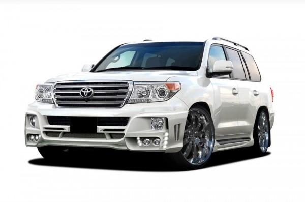 Тюнинг-пакет BRANEW Rowen Toyota Land Cruiser 200 2012