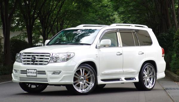 Тюнинг-пакет BRANEW Toyota Land Cruiser 200