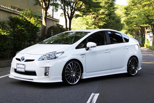 Тюнинг-пакет BRANEW Toyota Prius /2009-2011/