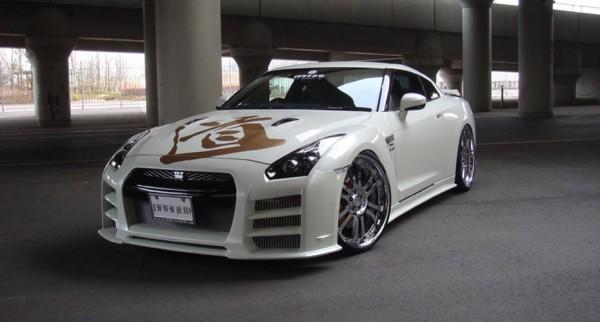 Тюнинг-пакет BRANEW ver.1 Nissan GT-R