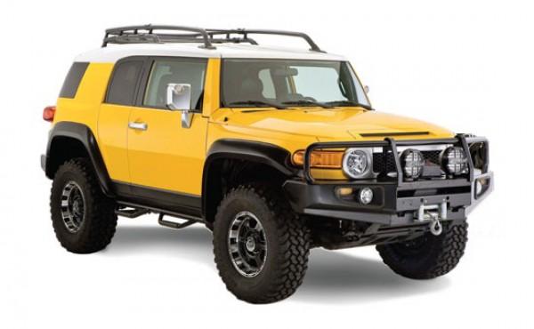 Тюнинг-пакет BUSHWACKER Toyota FJ Cruiser