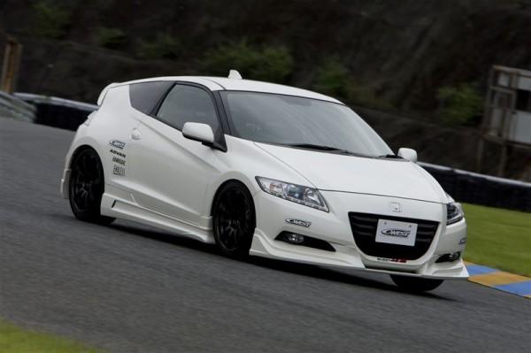 Тюнинг-пакет C-WEST Honda CR-Z