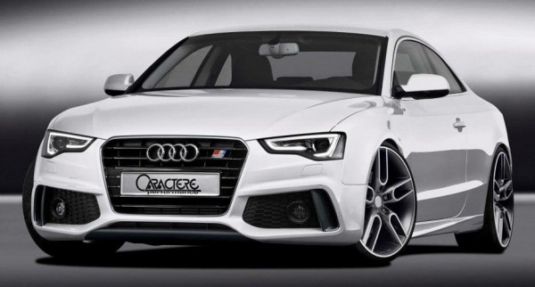 Тюнинг-пакет CARACTERE Audi A5 Coupe (8T) 2011