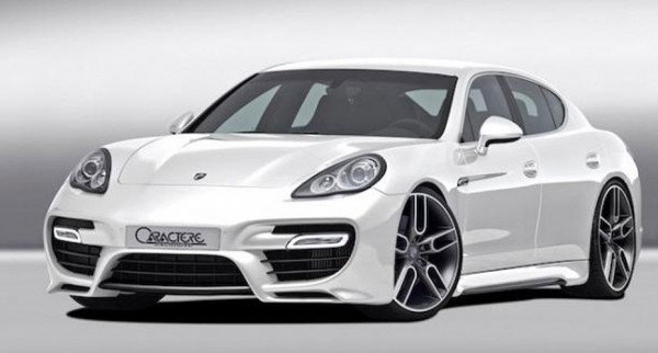 Тюнинг-пакет CARACTERE Porsche Panamera /до 06.2013/