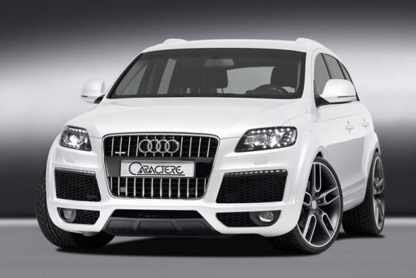 Тюнинг-пакет CARACTERE Perfomance Audi Q7 2009
