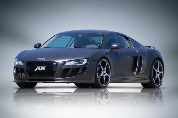 Тюнинг-пакет ABT Audi R8 V10 Carbon