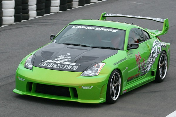 Тюнинг-пакет CHARGESPEED Nissan 350Z