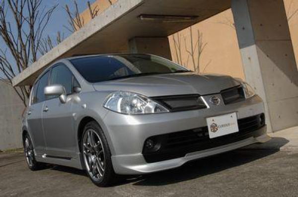 Тюнинг-пакет CURIOUS Models Nissan Tiida