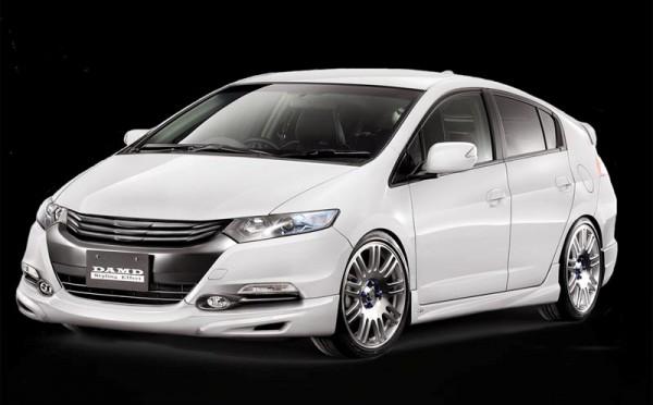 Тюнинг-пакет DAMD Honda Insight