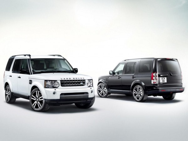 Рестайлинг-пакет Land Rover Discovery 4 Landmark Special Edition