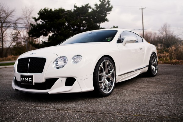 Тюнинг-пакет DMC Germany Bentley Continental GT Coupe 2013