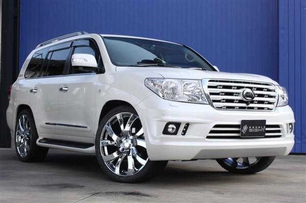 Тюнинг-пакет DOUBLE EIGHT ver.1 Toyota Land Cruiser 200 2012