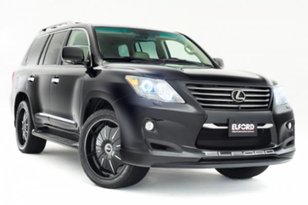 Тюнинг-пакет ELFORD Lexus LX 570 2012