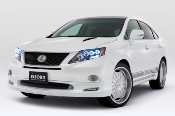 Тюнинг-пакет ELFORD Lexus RX /2009-2012/