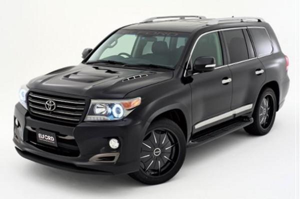 Тюнинг-пакет ELFORD Toyota Land Cruiser 200 2012