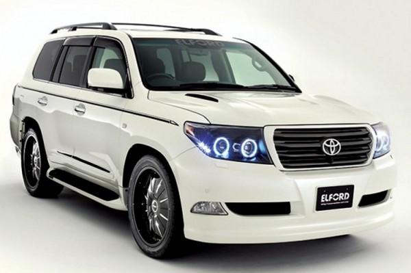 Тюнинг-пакет ELFORD Toyota Land Cruiser 200