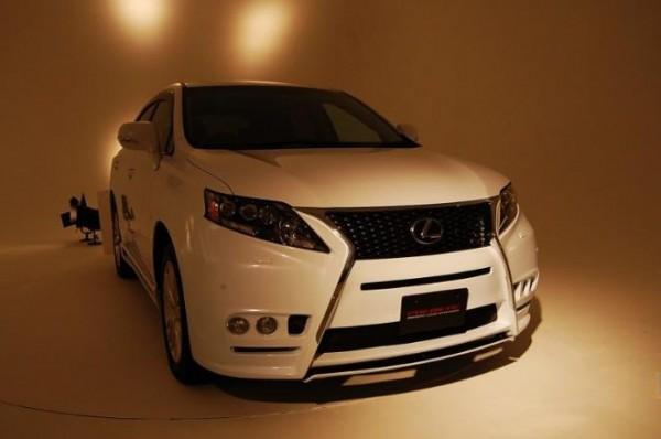 Тюнинг-пакет ESPRIT Lexus RX 2012