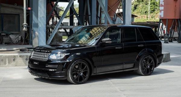 Тюнинг-пакет FAB Design Noreia Range Rover Vogue 2013