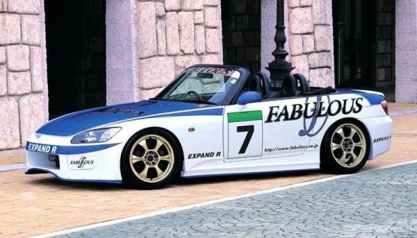 Тюнинг-пакет FABULOUS Honda S2000