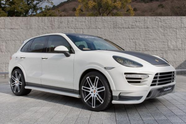 Тюнинг-пакет FAIRY Design ver.2 Porsche Cayenne 958