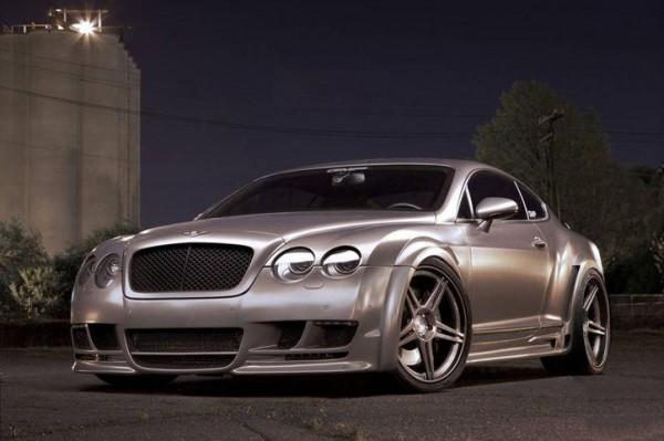 Тюнинг-пакет GMP Bentley Continental GT