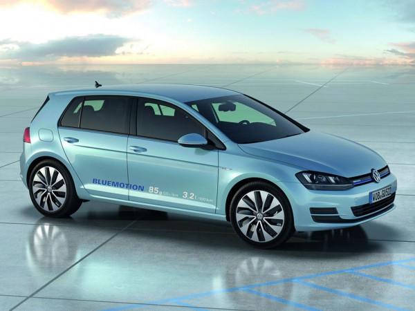 Рестайлинг-пакет VW Golf VII BlueMotion 2013
