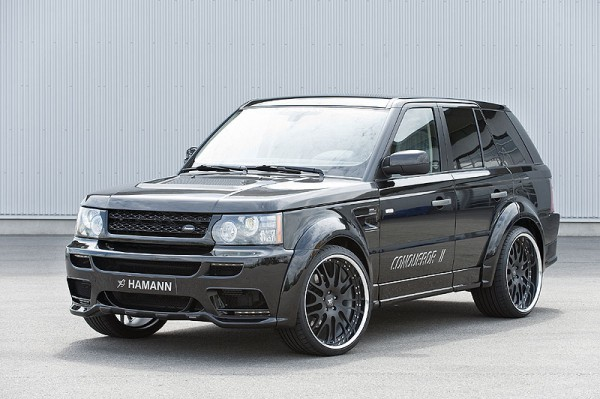 Тюнинг-пакет HAMANN Conqueror II Range Rover Sport 2012