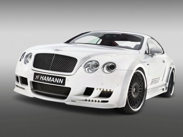 Тюнинг-пакет HAMANN Imperator Bentley Continental GT / GT Speed