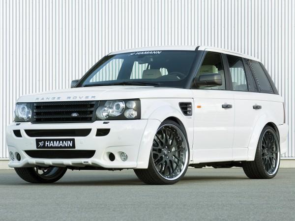 Тюнинг-пакет HAMANN Conqueror Range Rover Sport