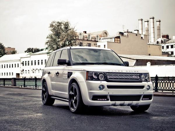 Тюнинг-пакет HARTGE Range Rover Sport
