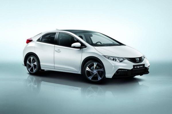 Рестайлинг-пакет Honda Civic 5D Aero Pack 2013