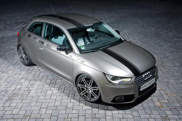 Тюнинг-пакет HS-MOTORSPORT Audi A1