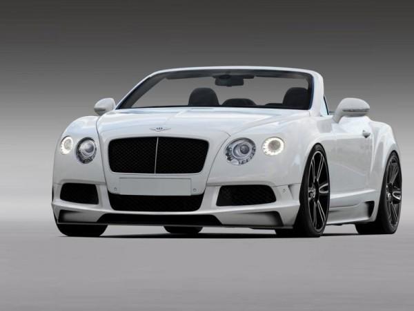 Тюнинг-пакет IMPERIUM Audentia Bentley Continental GTC 2012