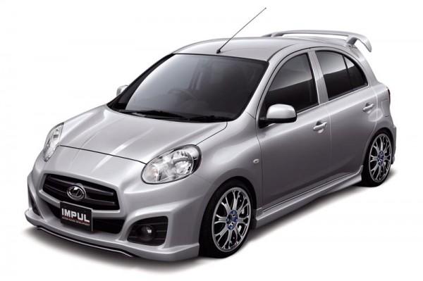 Тюнинг-пакет IMPUL Nissan Micra /2010-2013/